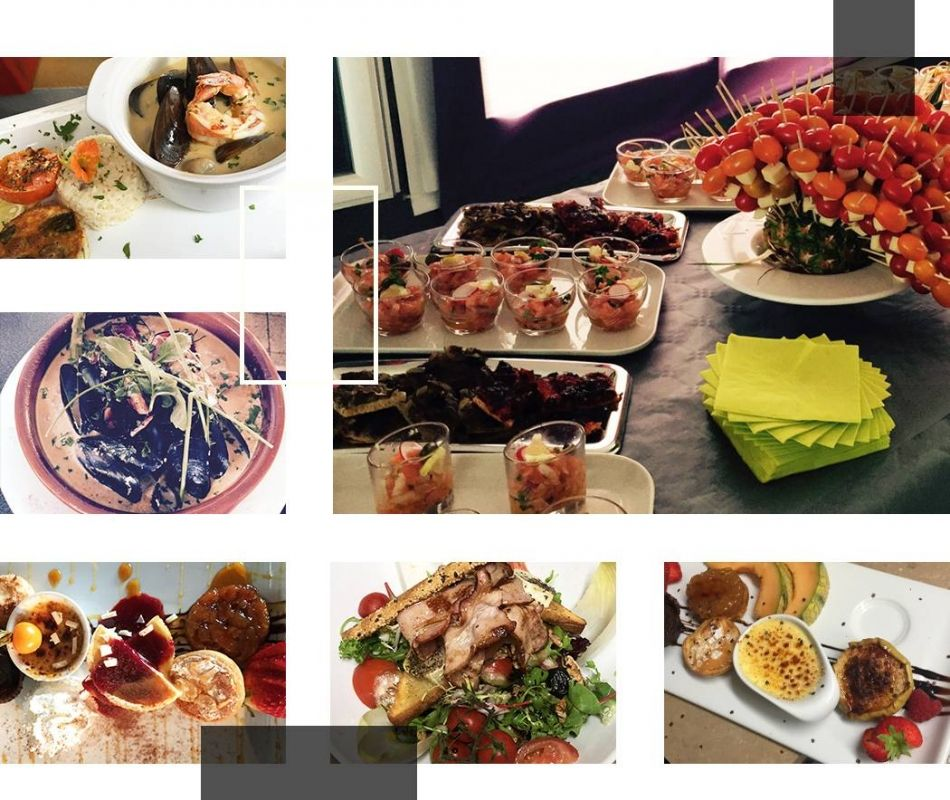 Le Restaurant - Le Panoramique - Restaurant Toulon